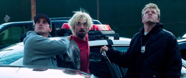 Phil Cappadora (Flic infiltré), Robert Pattinson, personnage