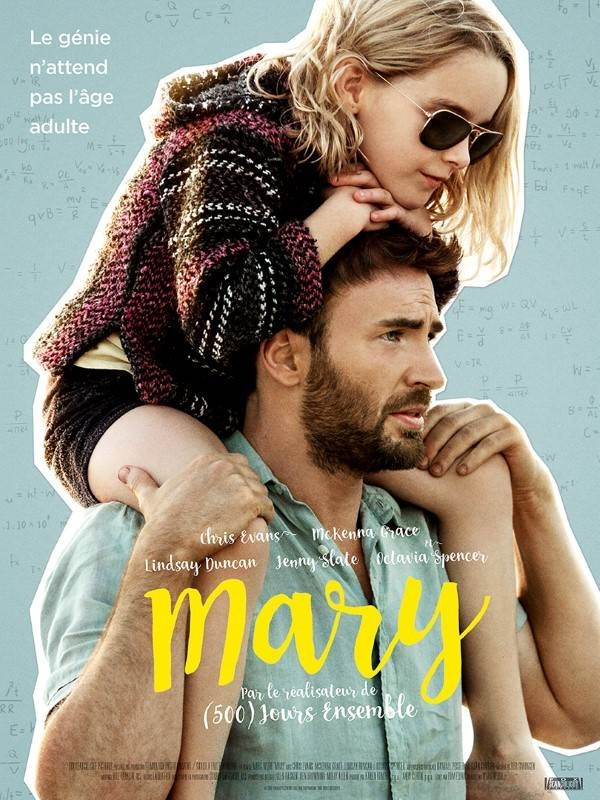 Mary, Affiche