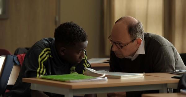 Abdoulaye Diallo, Denis Podalydès