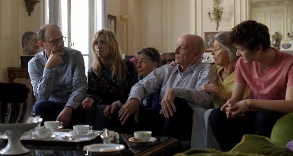 Denis Podalydès, Léa Drucker, personnages, Tom Rivoire