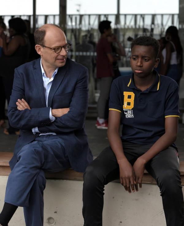 Denis Podalydès, Abdoulaye Diallo