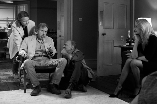 Cherry Jones, Timothy Spall, Bruno Ganz, Patricia Clarkson