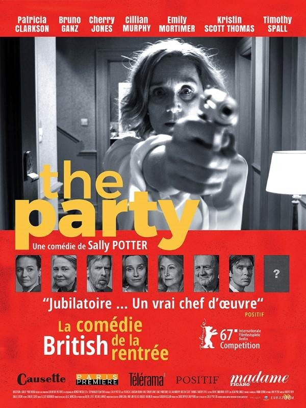 The Party, Affiche