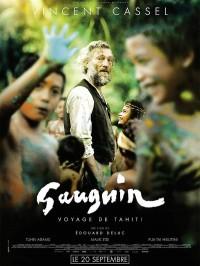 Gauguin - voyage de Tahiti, Affiche