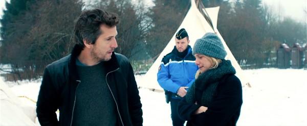Guillaume Canet, personnage, Mélanie Laurent