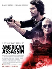 American Assassin, Affiche