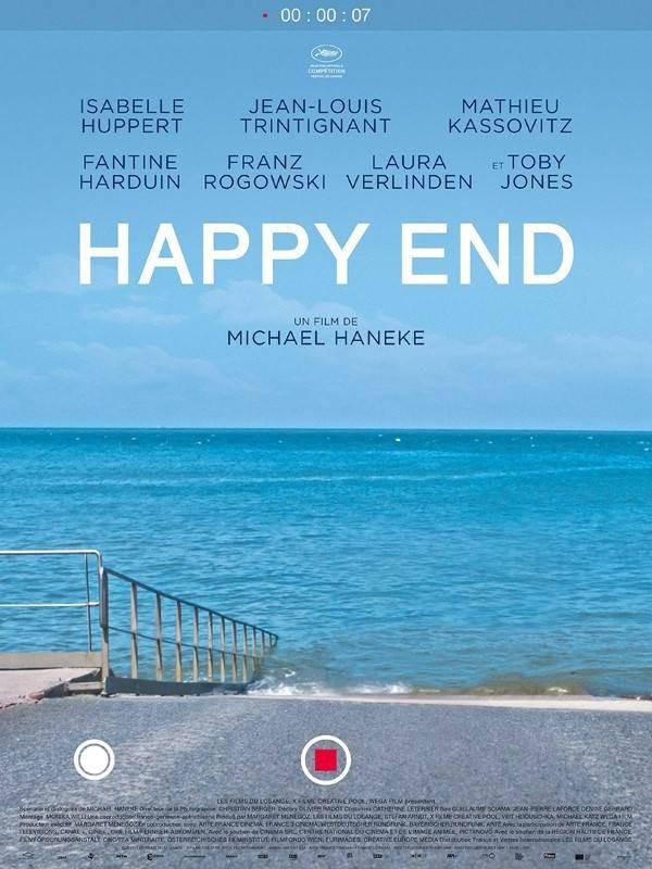 Happy End, Affiche