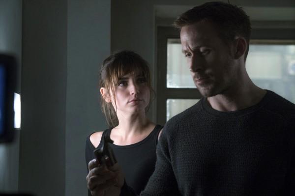 Ana de Armas, Ryan Gosling