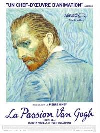 La Passion Van Gogh, Affiche