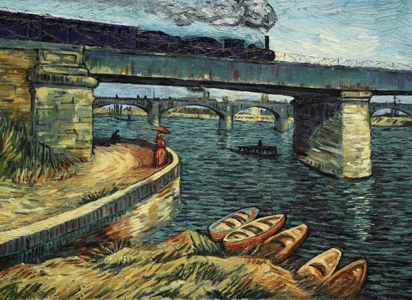 La Passion Van Gogh, extrait