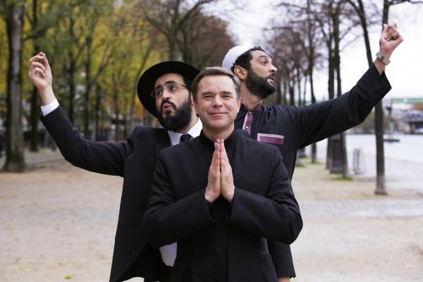 Jonathan Cohen, Guillaume De Tonquédec, Ramzy Bedia