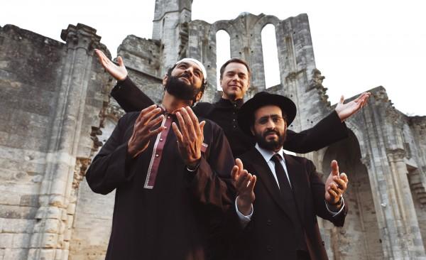 Ramzy Bedia, Guillaume De Tonquédec, Jonathan Cohen