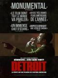 Detroit, Affiche