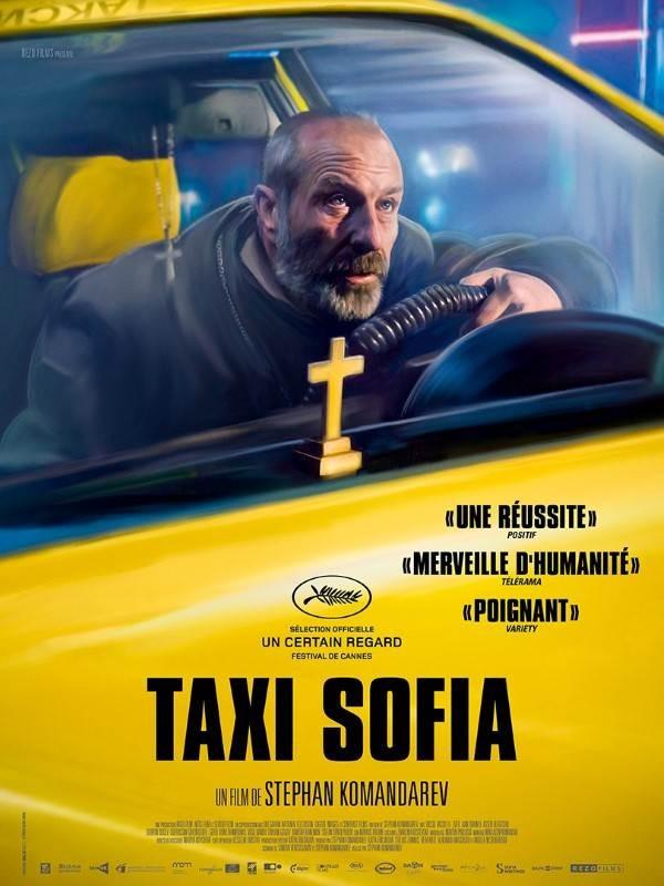 Taxi Sofia, Affiche