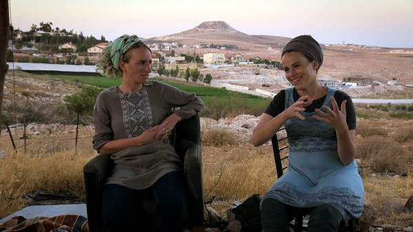 West of the Jordan River (Field Diary Revisited), extrait