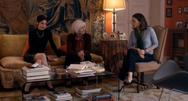 Anne Azoulay, Francine Bergé, Suzanne Clément