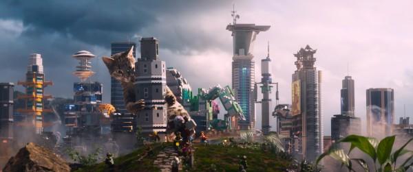 Lego Ninjago : le film, extrait