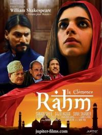 Rahm : la clémence, Affiche