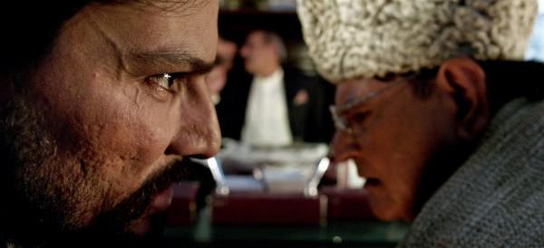 Sunil Shanker (Qazi Ahad), personnage