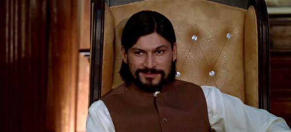 Sunil Shanker (Qazi Ahad)