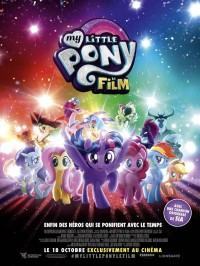 My Little Pony : Le Film, Affiche