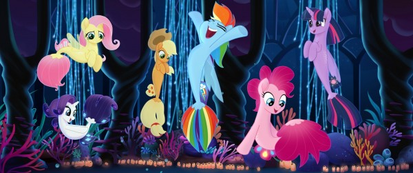My Little Pony : Le Film, extrait