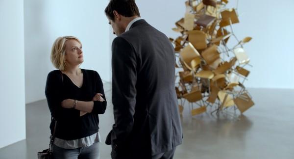 Elisabeth Moss, Claes Bang