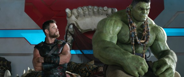 Chris Hemsworth, Mark Ruffalo