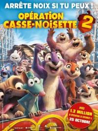 Opération Casse-noisette 2, Affiche