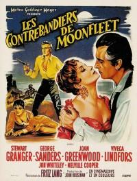 Les contrebandiers de Moonfleet : Affiche