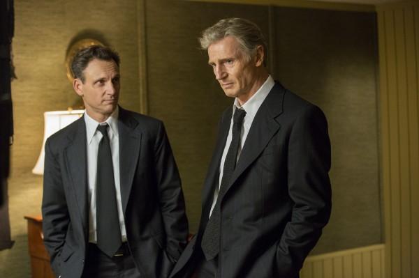Tony Goldwyn, Liam Neeson