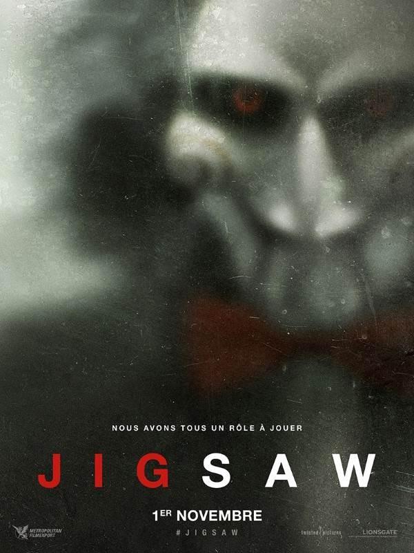 Jigsaw, Affiche