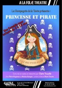 Princesse et pirate, l'île des p'tits futés à la Folie Théâtre