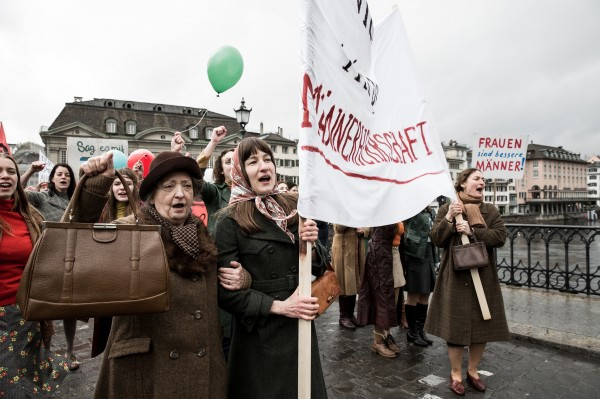 Sibylle Brunner, Marie Leuenberger, Rachel Braunschweig