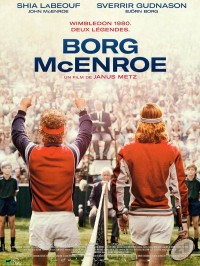 Borg / McEnroe, Affiche