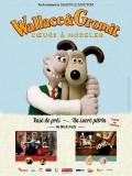 Wallace & Gromit : cœurs à modeler, Affiche