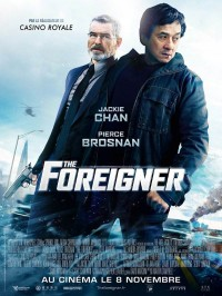 The Foreigner, Affiche