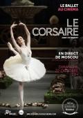 Le Corsaire (Ballet du Bolshoï) : Affiche