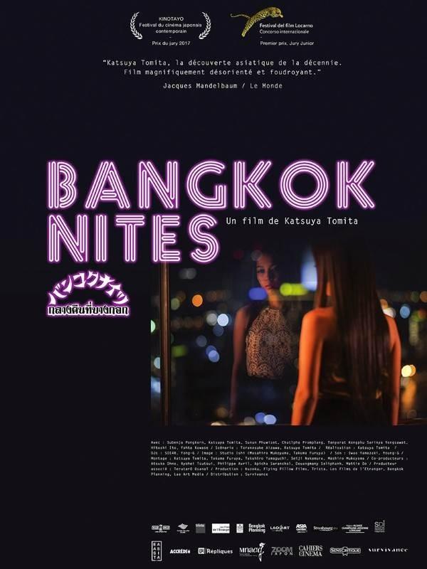 Bangkok Nites, Affiche