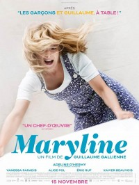 Maryline, Affiche