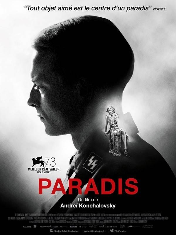 Paradis, Afiche