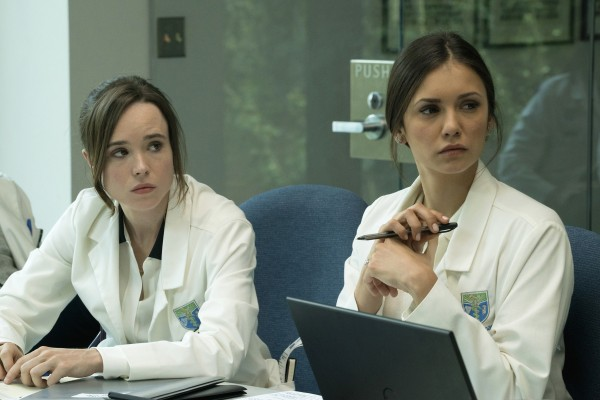 Ellen Page, Nina Dobrev
