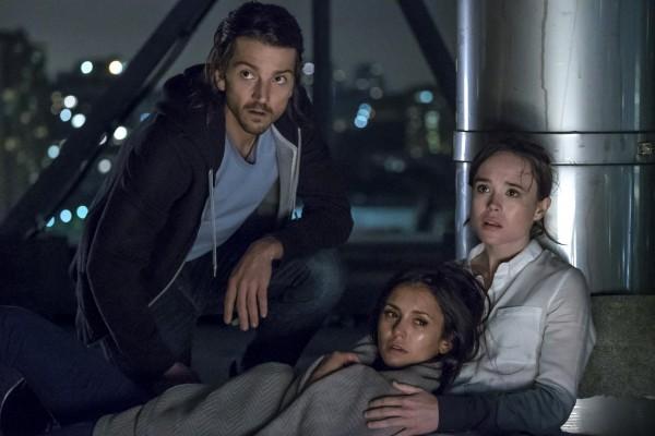 Diego Luna, Nina Dobrev, Ellen Page