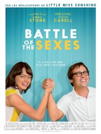 Battle of the Sexes, Affiche