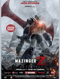 Mazinger Z, Affiche