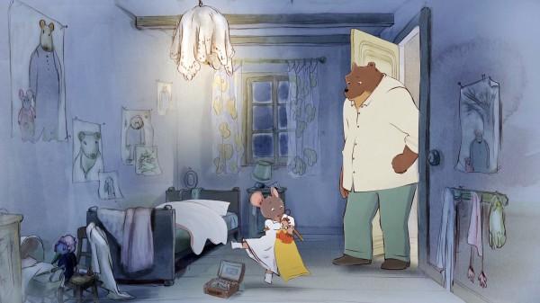"""Célestine et Ernest dans """"Le Bal des souris"""""""