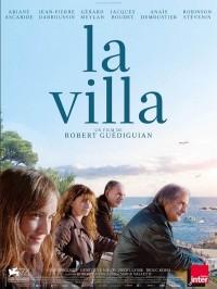 La Villa, Affiche