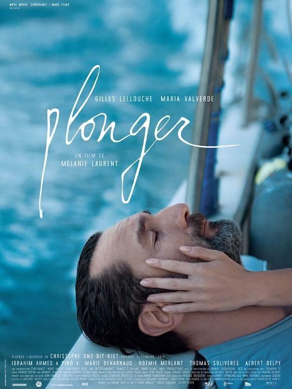 Plonger, Affiche
