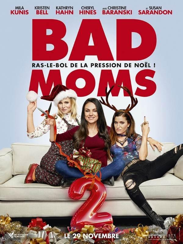Bad Moms 2, Affiche