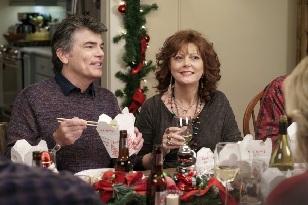 Peter Gallagher, Susan Sarandon